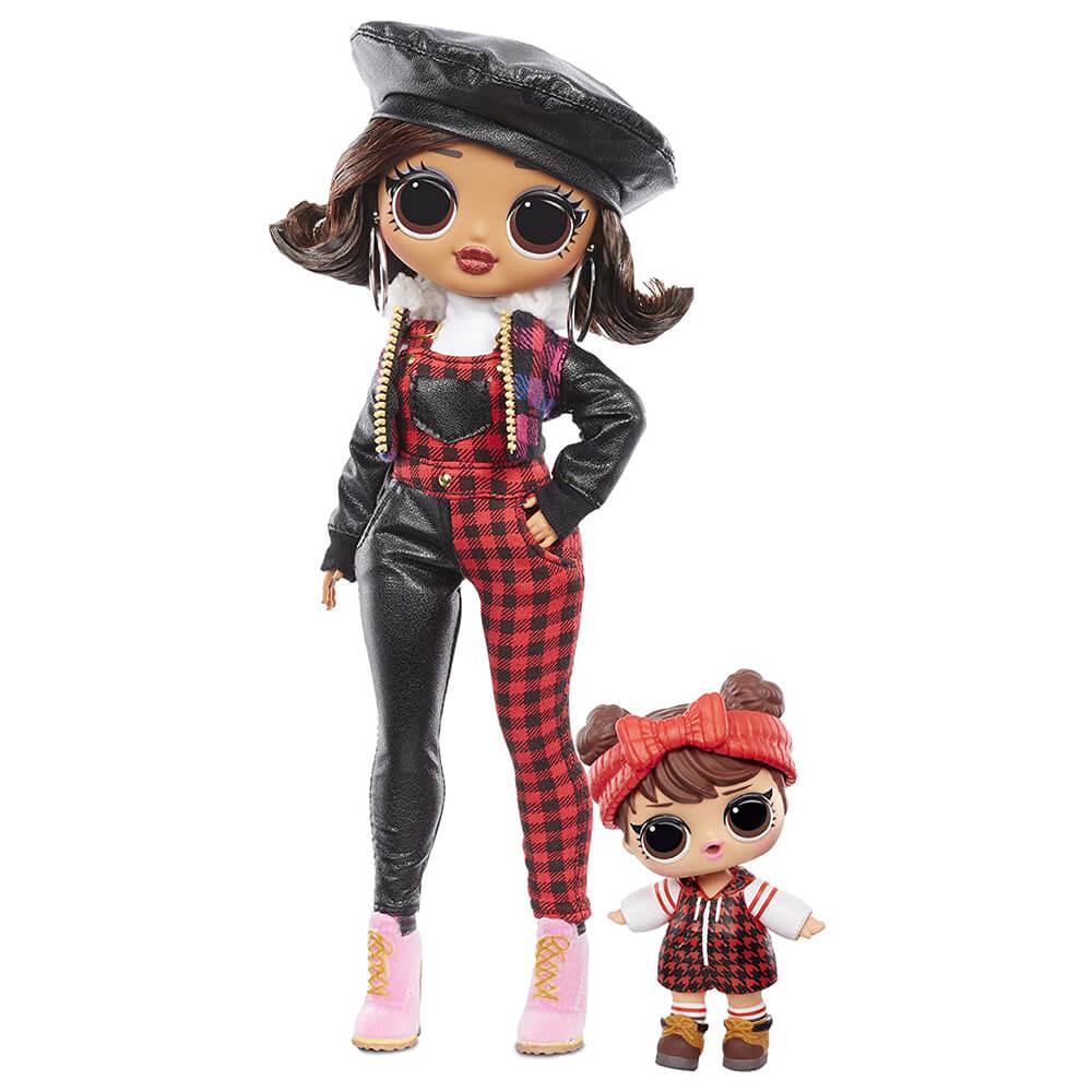 Кукла LOL Surprise OMG Winter Chill Camp Cutie (милашка из лагеря) Зимний отдых